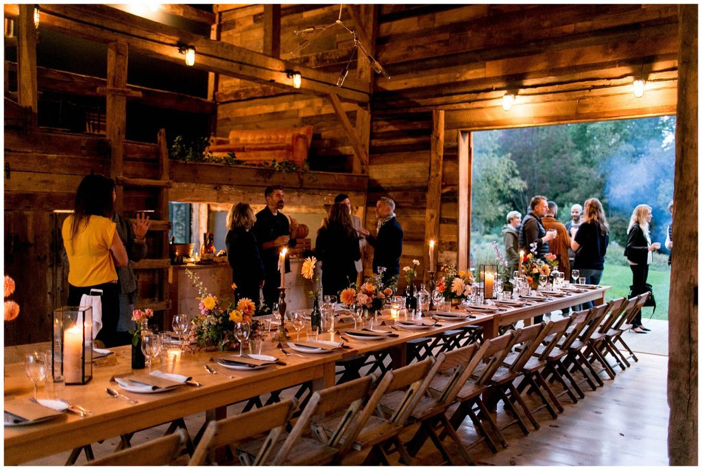 Ravenwood Barn Dinner